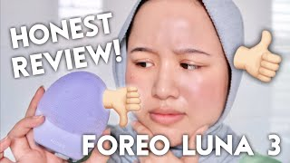 IS IT WORTH THE MONEY? 💸🤑 Foreo Luna 3 Review.
