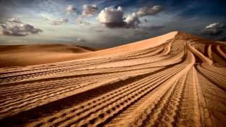 Visual Meditation - Desert Journey to your soul - world  relaxation music