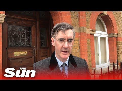 Jacob Rees-Mogg gives his verdict on Labour party split