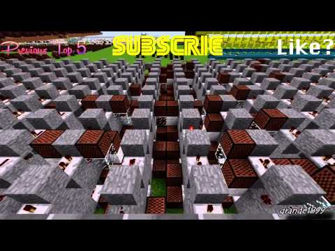 Top 5 Minecraft Noteblock Songs of ALL TIME Ep:2