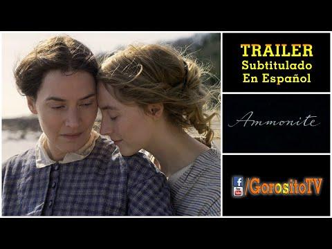 AMMONITE Trailer Subtitulado al Español – Kate Winslet / Saoirse Ronan