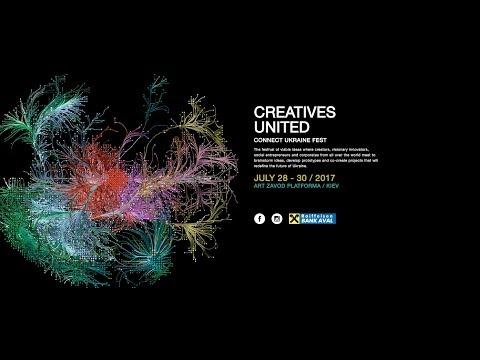 CREATIVES UNITED - CONNECT UKRAINE FEST 2017