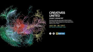 CREATIVES UNITED - CONNECT UKRAINE FEST 2017
