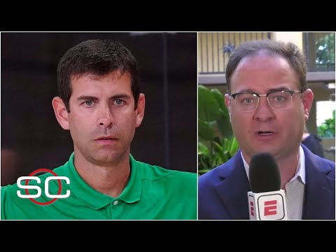 Woj details the meeting between Celtics leaders and Brad Stevens after Heat blow-up | SportsCenter