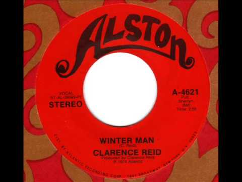 CLARENCE REID  Winter Man