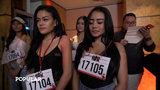 Live Audition Paling Seksi   Para Finalis Miss POPULAR Pioneer DJ Hunt 2017