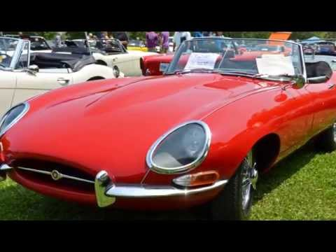 All British Car Day (ABCD)  Ottawa ,2014