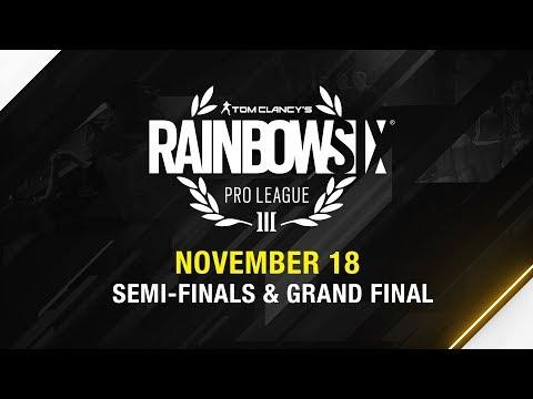 Rainbow Six Pro League Season 8 Finals – Rio de Janeiro | Day 2
