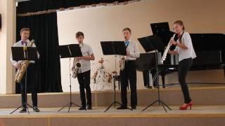 Іlio Volante American Feeling Version For Sax Quartet