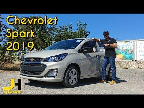 Chevrolet Spark Lt 2019 Prueba Fondo Justo Lo Que Pensaste