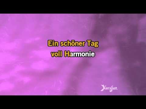 Karaoke Ein Schöner Tag - Lena Valaitis *