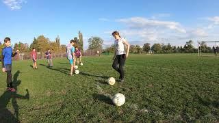 Новоминская   Футбол