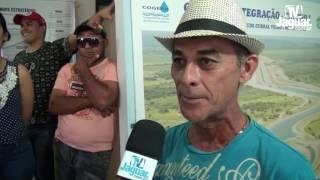 Ribeirinhos do Jaguaribe ocupam COGERH em Limoeiro protestando por água