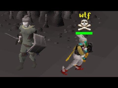 Pretending to be a Revenant Knight (trickskulled)