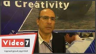 علاء خميس: الهدف من مسابقة الكاسحات هو رفع درجة الوعى  بمشكلة الألغام فى مصر