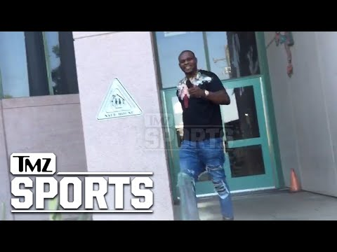 Zach Randolph Leaves Jail After Weed Arrest | TMZ Sports