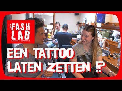 Tattoo PRANK! | Milan & Eva zetten hun EERSTE TATTOO! | FashLab #9