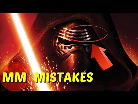 10 Movie Mistakes in Star Wars Episode VII The Force Awakens That Slipped Through Editing