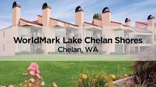 Chelan WorldMark timeshare resort