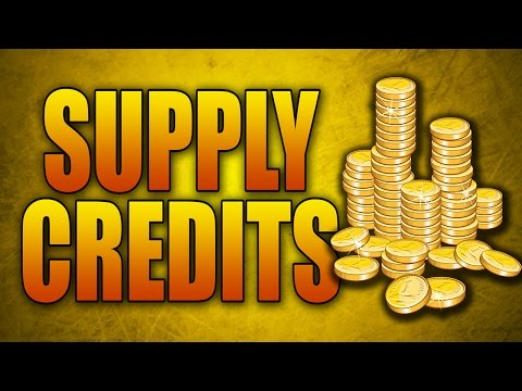 "New Advanced Warfare ""SUPPLY CREDITS"" - Sell Variants for In-Game Currency!"