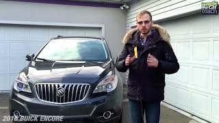 2016 Buick Encore Car Review by Paul Fix III