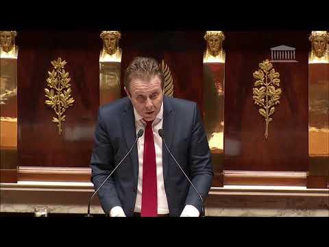 Olivier Gaillard Questions au Gouvernement Programmation militaire pour 2019 à 2022 (20 mars 2018 )