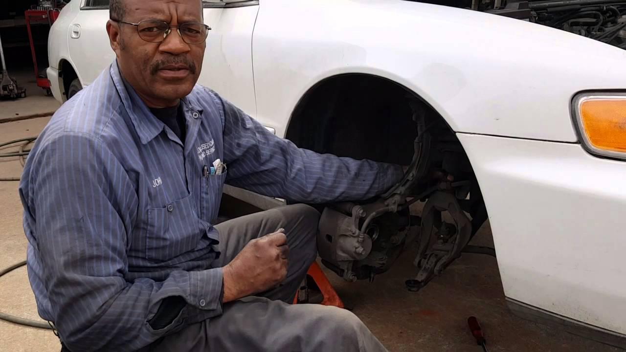 1996 Honda Accord Transmission Repair