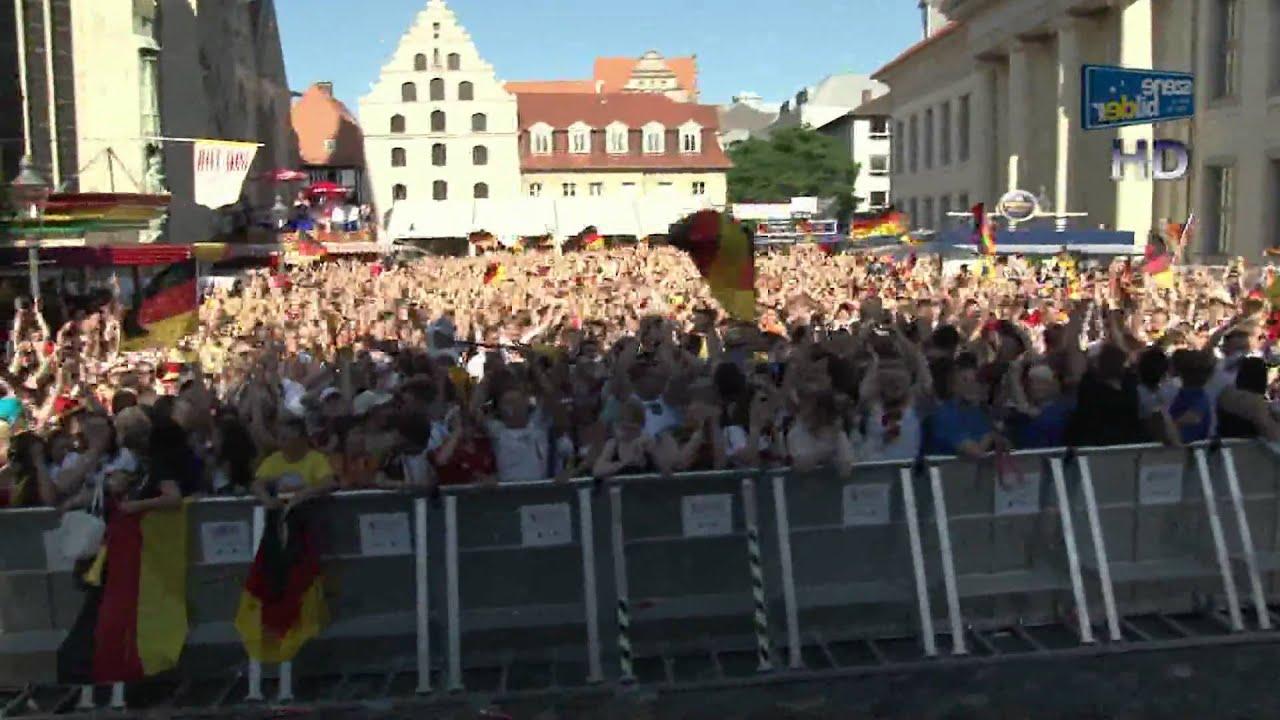 Public Viewing Berlin Heute