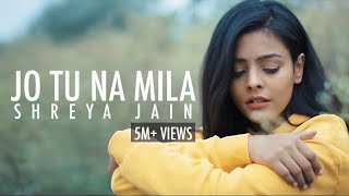 "Here's my rendition for the song ""jo tu na mila"" by asim azhar, couldn't resist myself from making a cover this beautiful . mp3 link-https://soundcl..."
