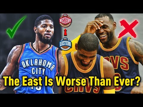 Is The Eastern Conference WORSE THAN EVER After The Paul George Trade?