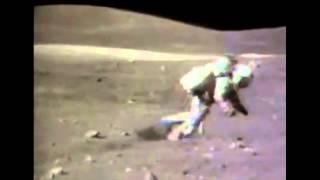 アポロ月面着陸 疑惑の映像 ワイヤー 陰謀論
