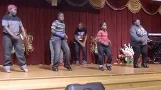 Mwangi's Trio (Douglas, Daniel, Kelvin)