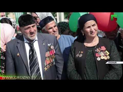 Рамзан Кадыров принял участие в праздновании Дня города Грозного