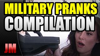 MILITARY PRANKS COMPILATION (FUNNY)