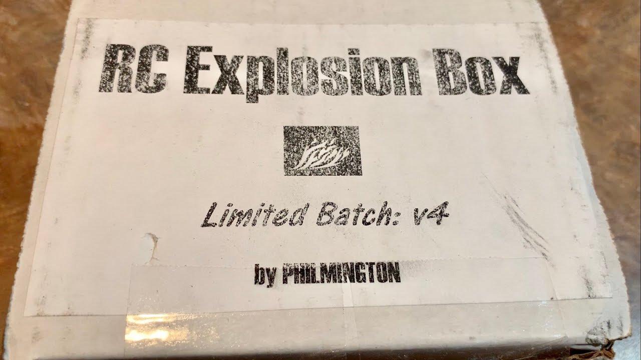 New Baseball Card Subscription Box Opening Rc Explosion Box V4
