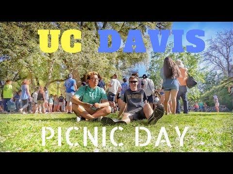a Picnic Day Adventure (UC Davis)