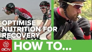 How To Improve Your Recovery From Training Through Nutrition