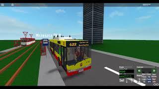Roblox #29 Warszawski bus w urbanmove 3.