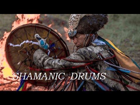 TAMBURI Dello SCIAMANO, Musica dei Nativi Americani per Auto-guarigione,Musica spirituale