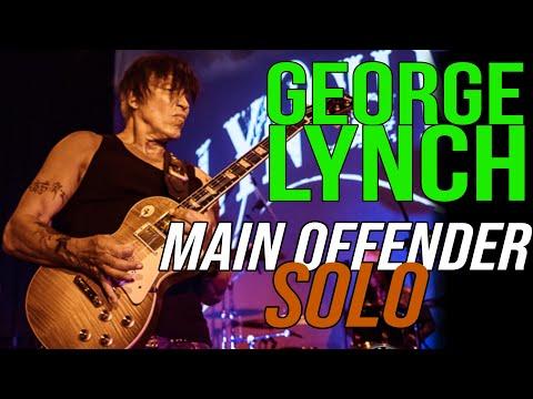 Lynch Mob Main Offender Solo Lesson, George Lynch - Lynch Lycks S4 Lyck 37