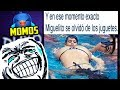 Y ASI ME HICE HOMBRE...😂 LEYENDO MOMAZOS #8 MEMES DIVERTIDOS