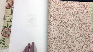 Обои Morris   Co The Art Of Decoration Vol 5 Обзор каталога