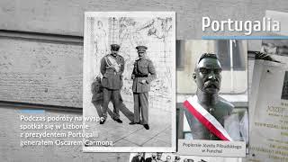 Józef Piłsudski - Miejsca pamięci na świecie