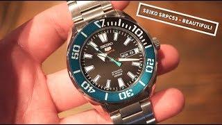 Seiko SRPC53 Watch Review - Seiko Samurai Alternative?