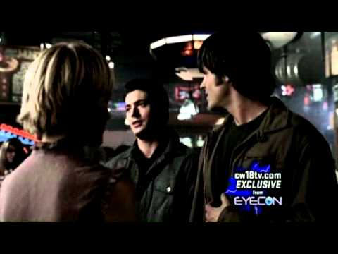 Inside Supernatural The Eyecon s CW18  Nicki Aycox