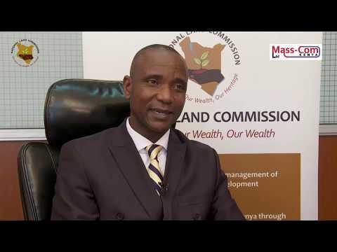 PUBLIC LAND INVENTORY DOCUMENTARY ON LAND DIGITIZATION IN KENYA UNDER NLC