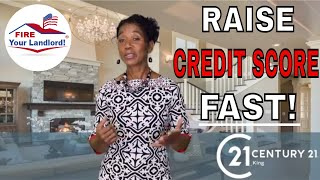 Raise your Credit Score! Credit Score Hacks 700 credit score in 30 days! (Ontario Real Estate Agent)