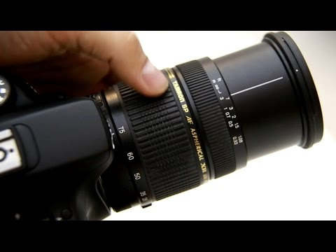 Tamron 28-75mm f/2.8 lens review with samples (full-frame and APS-C ...