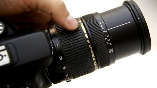Tamron 28-75mm f/2.8 lens review with samples (full-frame and APS-C)