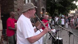 "Downtown Dixieland Jazz Band: ""The Sunny Side Of The Street"", Toronto  2013"